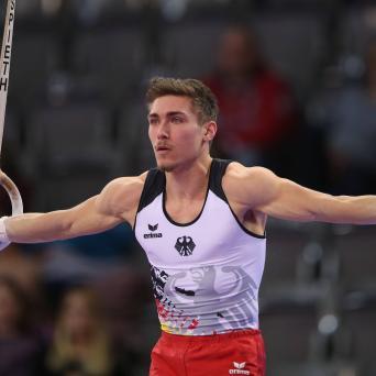 Nick Klessing holt Silber mit Deutschem Nationalteam beim DTB-Pokal