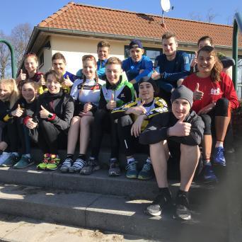 SV-Triathleten mit Trainingswochenende in Osterburg 2019