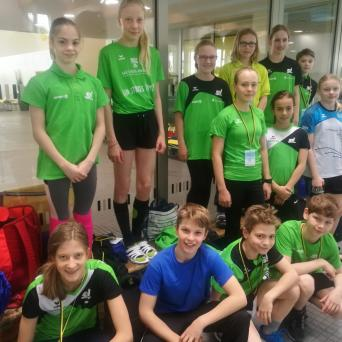 Norddeutsche Mehrkampfmeisterschaften der Jugend in Potsdam 2019