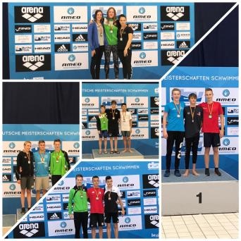 Deutsche Jahrgangsmeisterschaften im Schwimmen 2019 in Berlin