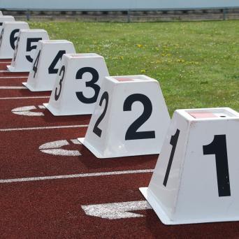 Deutsche Meisterschaften in der Leichtathletik U18 und U20 in Mannheim