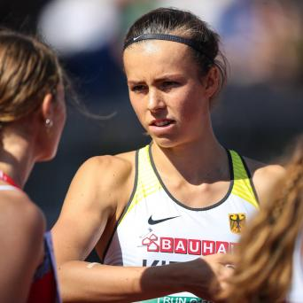 Lucie Kienast U20-Europameisterschaften 2019 in Boras (Schweden)