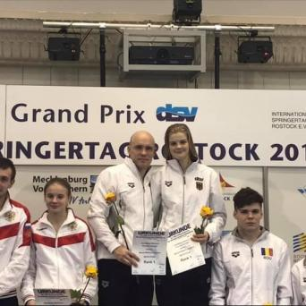 Florian Fandler gewinnt Gold beim 64. Internationalen Springertag in Rostock