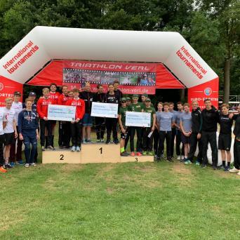 SV Halle-Triathlon steigt in die 1. Bundesliga auf