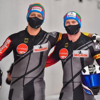 Thorsten Margis beim Weltcup in Innsbruck