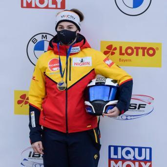 Kim Kalicki gewinnt siebten Weltcup in Königssee