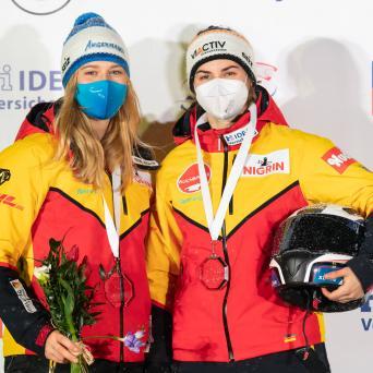 Kim Kalicki holt erneut WM-Silber