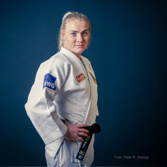 Luise Malzahn in Vorbereitung auf den nächsten Grand-Slam 2021
