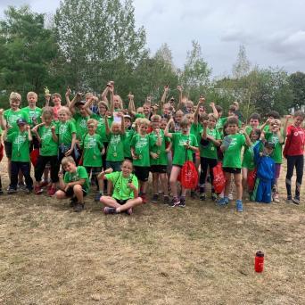 Kinder-SportCamp des SV Halle 2020