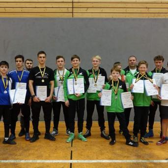 2019 Landesmeisterschaften im Ringen in Halle