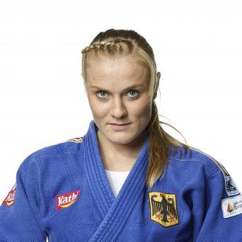 Luise Malzahn vor EM 2020 in Prag (Foto Archiv)
