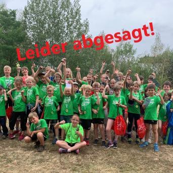 Absage des Kinder-Sportcamps 2020