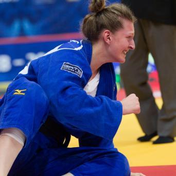 Teresa Zenker wird Fünfte bei der U21-Weltmeisterschaft 2018 in Nassau