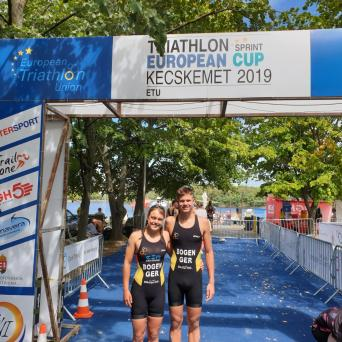 Kecskemét ETU Sprint Triathlon European Cup 2019
